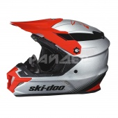 Кроссовый Шлем Ski-Doo XP-X Team Helmet Grey